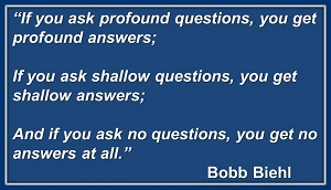 Ask Profound Questions…Get Profound Answers thumbnail