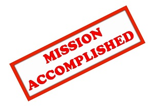 "How Can You Move From ""Good Intentions"" To ""Mission Accomplished?"" post image"