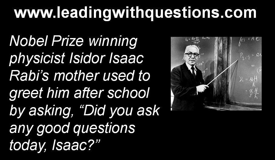 LWQ Q 30 Isidor Isaac Rabi