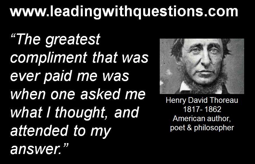 LWQ Q 34 Henry David Thoreau