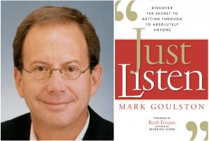 Mark Goulston Just Listen
