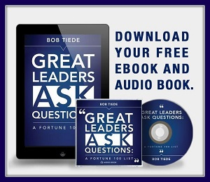 """Great Leaders Ask Questions""  A Review by Alexander Maasik thumbnail"