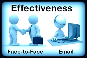 A Face-to-Face Request Is 34 Times More Successful than an Email post image