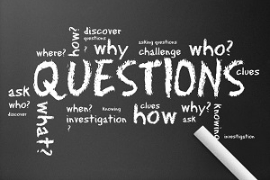 DISCOVERY: ASKING GREAT QUESTIONS