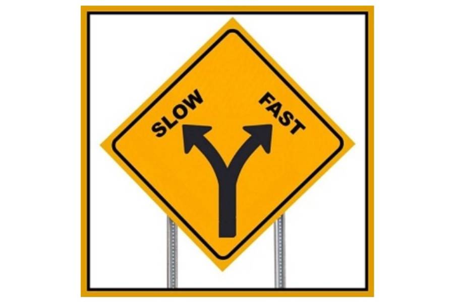"""When looking for wisdom ask """"slow-thinking"""" questions, avoid the """"fast-thinking"""" trap"""